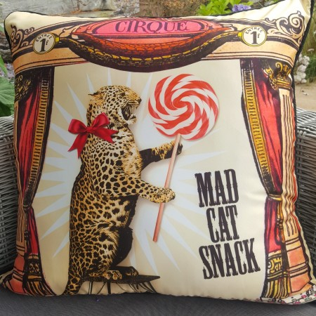 Cirque Mad Cat Snack