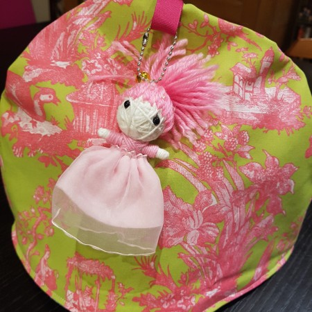 Chinoiserie Courtesan Tea Cosy